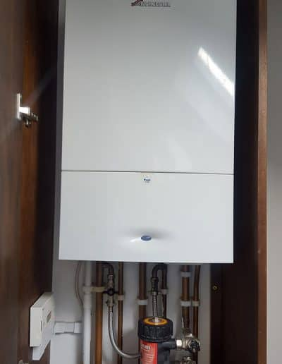 Gas boiler (1)
